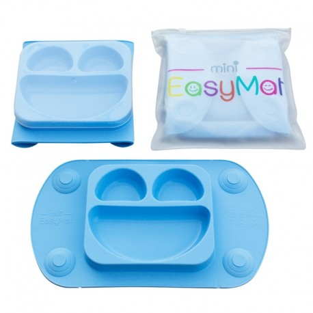 Silikonowy talerzyk dla dzieci