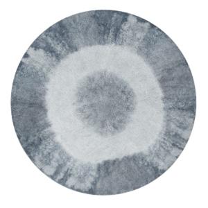 Dywan dla dziecka Tie-Dye Vintage Blue