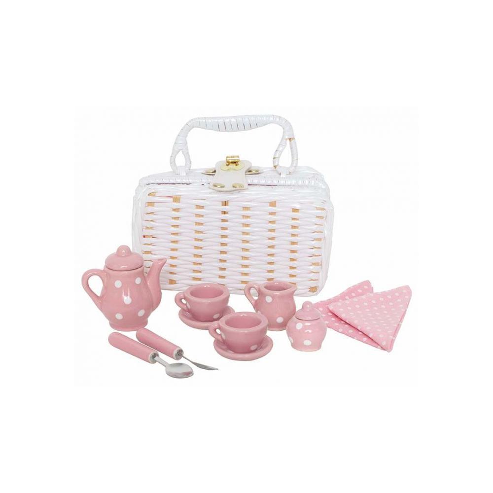Koszyk Piknikowy Dla Dzieci Porcelanowy Meebee Dla Dzieci