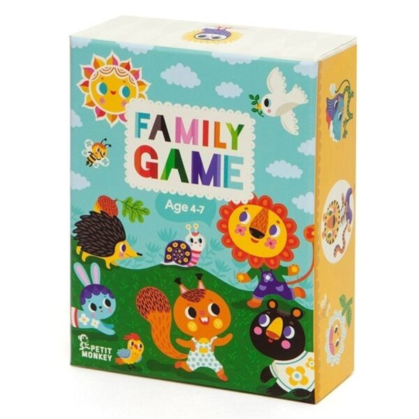 Gra planszowa dla dzieci Family game