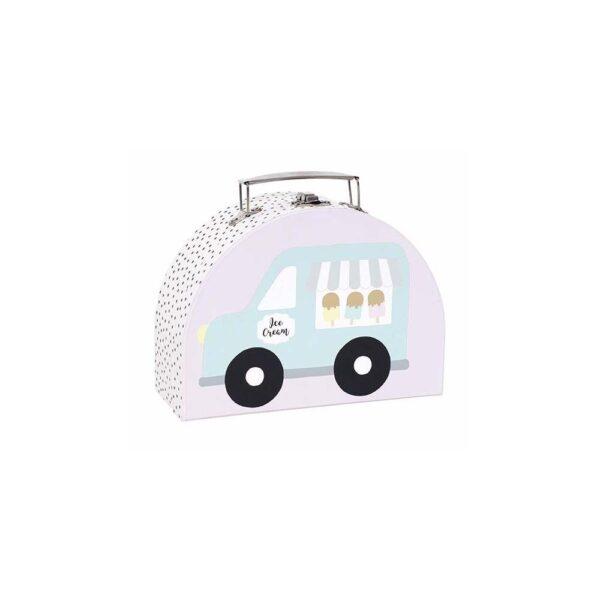 walizki lody komplet jabadabado 2 600x600 - Walizka dla dzieci lody 2 szt