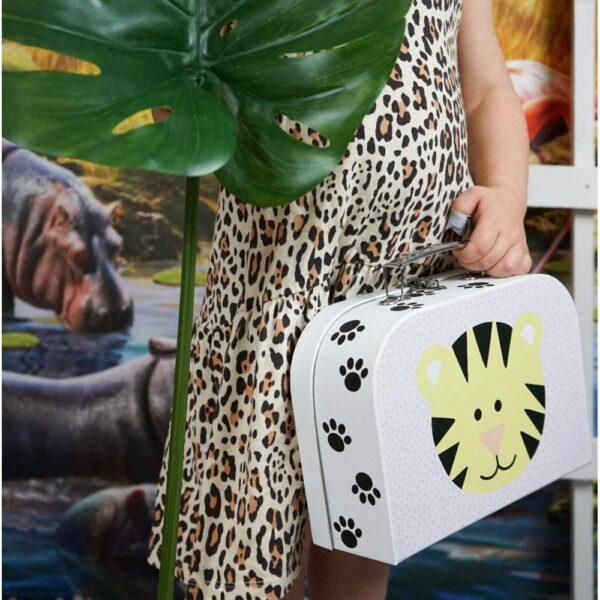 walizki panda i slon komplet safari jabadabado 4 600x600 - Walizka dla dzieci panda i słoń