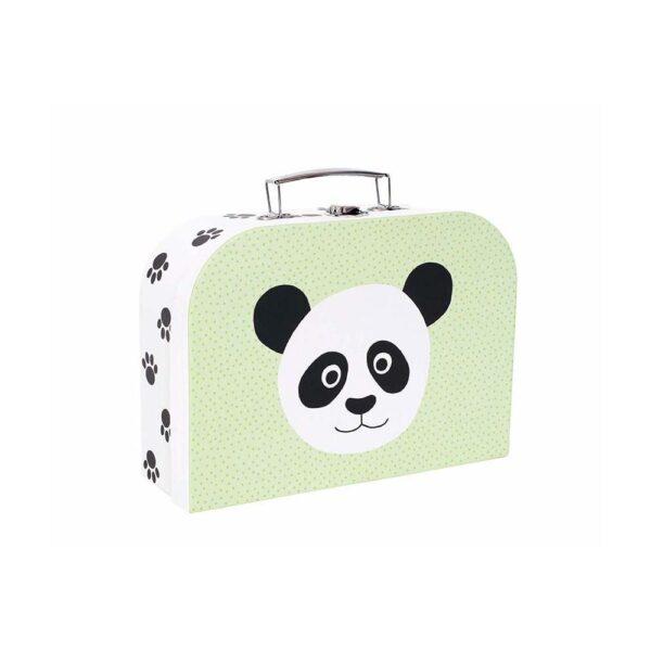 walizki panda i slon komplet safari jabadabado 600x600 - Walizka dla dzieci panda i słoń