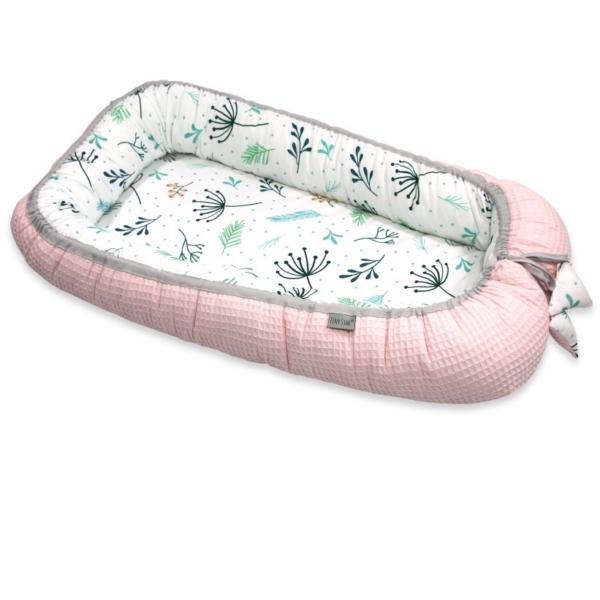 Kokon Cottonwaffel Pastel Springs & Pink