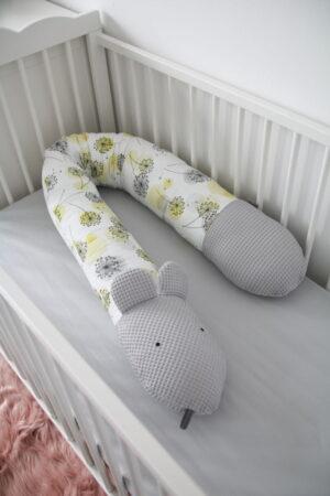 Poduszka ciążowa 3 w 1 Sunny Day