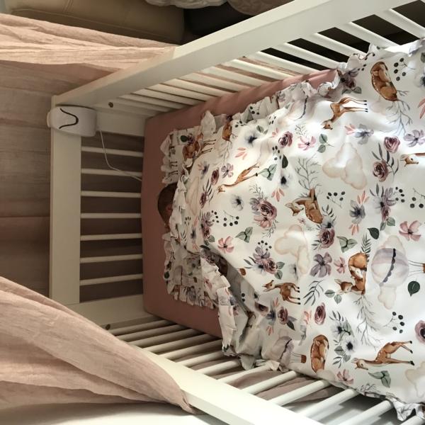 Pościel niemowlęca 75x100 sarenki