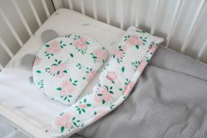 Poduszka dla niemowląt Roses