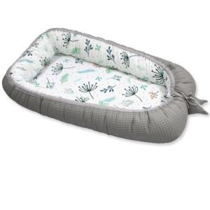 Kokon niemowlęcy Cottonwaffel Pastel Springs