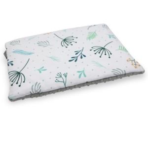 Poduszka dla niemowląt Minky 30x40 Pastel Springs