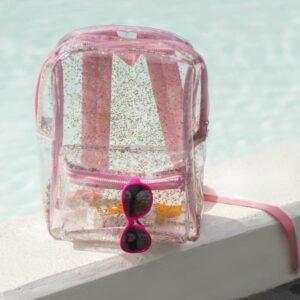 Plecak dla dziecka Glitter Pink