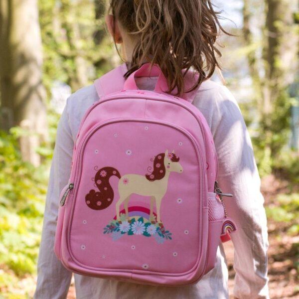 Plecak dla dziecka konik