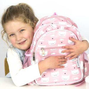 Plecak dla dziecka kotki