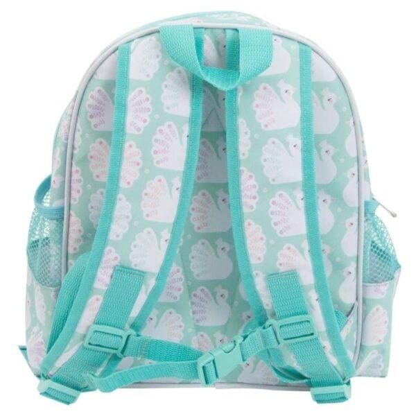 Plecak dla dziecka pawie