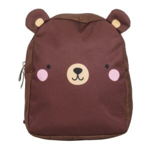 Plecak dla dziecka czekoladowy miś