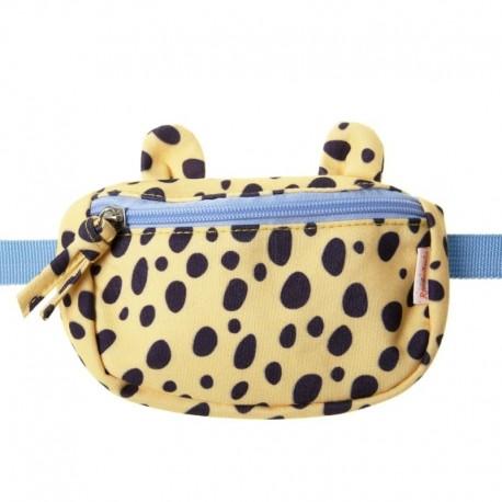 Torebka nerka dla dziecka Cheetah Yellow