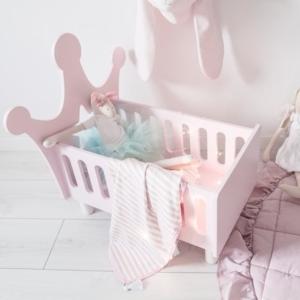 Łóżeczko dla lalek zabawka