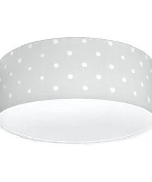 Plafon sufitowy lovely dots grey