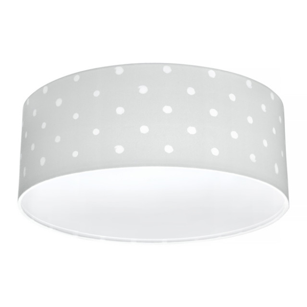 Plafon sufitowy lovely dots grey