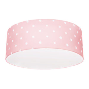Plafon sufitowy lovely dots pink