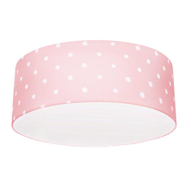 Plafon sufitowy lovely dots pink