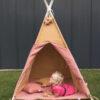 Namiot dla dzieci tipi Blink Carmel