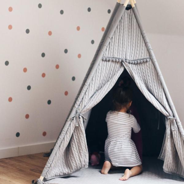 Namiot dla dzieci tipi Malmo