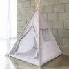 Namiot dla dzieci tipi Kwiatki