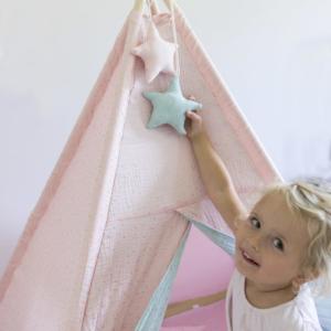Namiot dla dzieci tipi Blink Pink