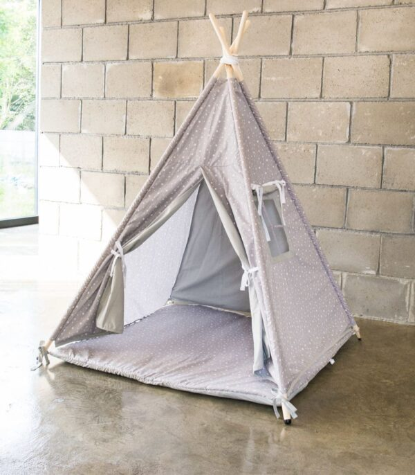 Namiot dla dzieci tipi Gwiazdki
