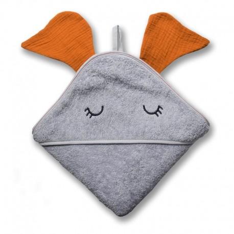 Ręcznik dla dziecka Elephant Pumpkin
