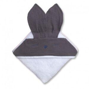 Ręcznik dla dziecka Sleepy Bunny Iron
