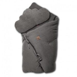 Pościel niemowlęca z poduszką Iron