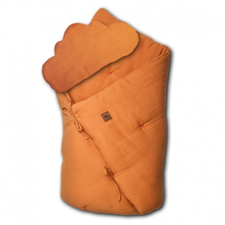 Pościel niemowlęca z poduszką Pumpkin