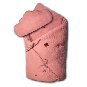 Pościel niemowlęca z poduszką Salomon