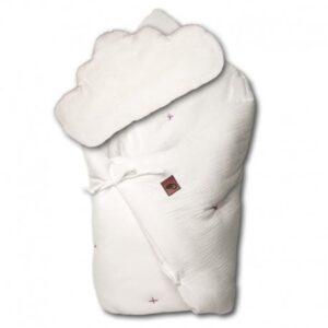 Pościel niemowlęca z poduszką White