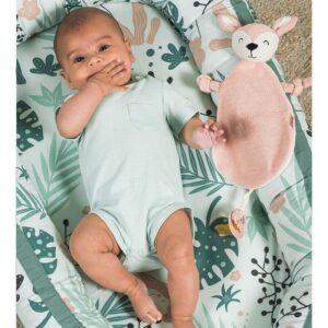 Kokon dla niemowlaka Leaves