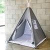 Namiot dla dzieci tipi kolorowe koła
