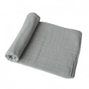 Otulacz dla noworodka Belgian Grey