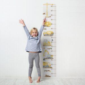Miarka wzrostu budowlana