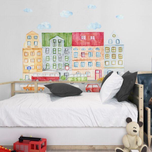 2 max 101 600x600 - Naklejka dla dzieci załóżkownik Miasto