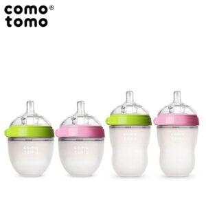 Butelka dla niemowląt 150 ml Pink