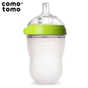 Butelka dla niemowląt 250 ml Green