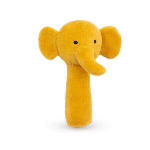Grzechotka Elephant Mustard