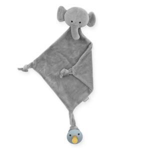 Przytulanka dla niemowlaka Elephant Grey