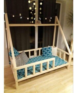 Łóżko domek 140x80