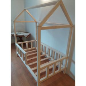 Łóżeczko domek 120x60