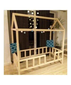 Łóżko domek 140x70