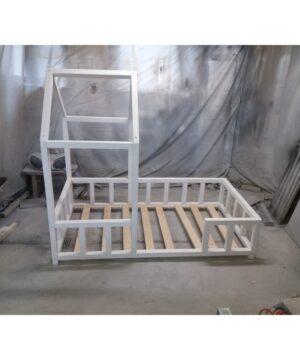 Łóżeczko domek mini 180x90