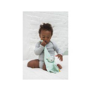 Miś przytulanka dla niemowlaka