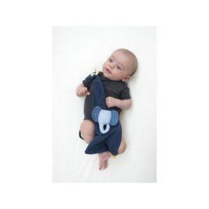 Słonik przytulanka dla niemowląt